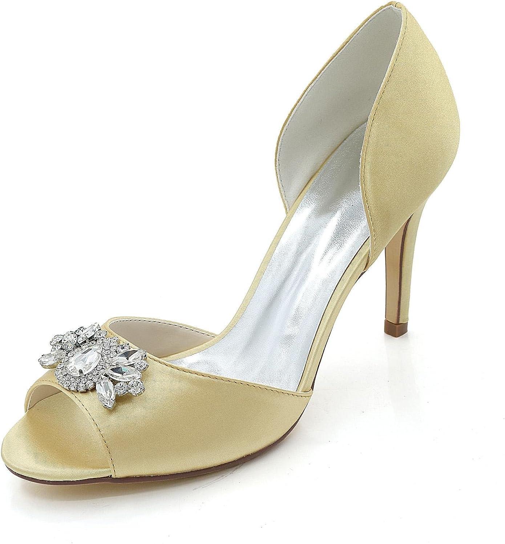 L@YC Damenschuhe Bequeme Hochzeitsschuhe Feiner Feiner Feiner Absatz Peep Toe Night Wedding & MultiFarbe  c97814