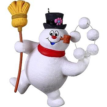 Amazon.com: Hallmark Keepsake Christmas Ornament 2020, Frosty the