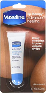 Vaseline Lip Therapy Advanced Formula 0.35 oz (Pack of 3)