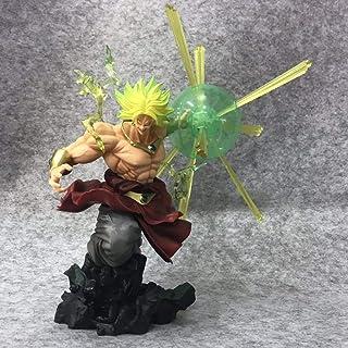kaige PVC Anime Dragon Ball Modèle, Broly Anime Statue, Jouet Collection Statue, Bureau décoratifs Toy Statue Modèle Toy (...