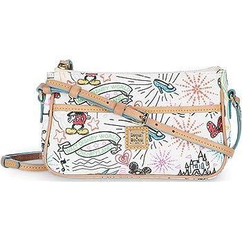 Disney Beauty And The Beast Crossbody Bag By Dooney Bourke Handbags Amazon Com