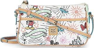 Disney Parks Dooney & Bourke Disney Sketch Pouchette Crossbody