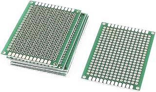 8 قطع جديدة من لون0167 مزدوجة الجانب تتميز نموذج ورق قابل لللحام كفاءة الموثوقة لوحة PCB عالمية 4 × 6 سم معرف : e75 5e ad ...