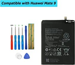 Upplus HB396689ECW Replacement Battery Compatible with Huawei Mate 9,Ascend Mate 9,Mate 9 Pro,MHA-L09,Y7 with Toolkit