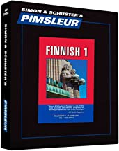 Pimsleur Finnish Level 1 CD: Learn to Speak and Understand Finnish with Pimsleur Language Programs (1) (Comprehensive)