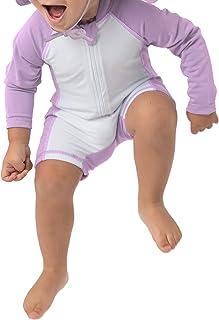 Cuddle Club, Bañador Bebé y Niño de una Sola Pieza Anti UV 50+ - Traje de Baño Niño con Protección Solar