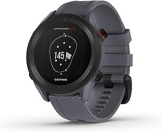 $199 » Garmin Approach S12, Easy-to-Use GPS Golf Watch, 42k+ Preloaded Courses, Granite Blue, 010-02472-01