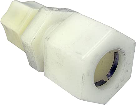LASCO 19-5217 Compression Fitting with Stainless Steel Gripper Sleeve Nut and 3//8-Inch Nylon