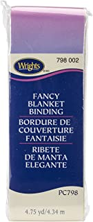 Best satin blanket binding by the yard Reviews