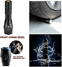 LED Rechargeable Flashlight Abay XML T6 linterna Torch 18650 Battery 5 Modes Waterproof Outdoor Camping Powerful Led Flash...