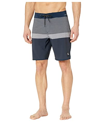 Quiksilver Highline Tijuana 19 Boardshorts (Navy Blazer) Men