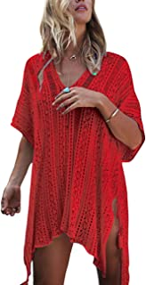 shermie Swimsuit Cover ups for Women Loose Beach Bikini Bathing Suit Cover up
