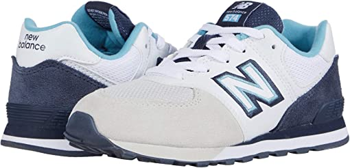 Whisper White/NB Navy