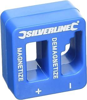 Silverline 245116 Magnetiserare Demagnetiser 50 x 50 x 30 mm