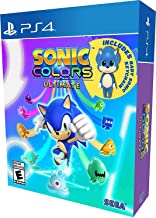 Sonic Colors Ultimate - PlayStation 4
