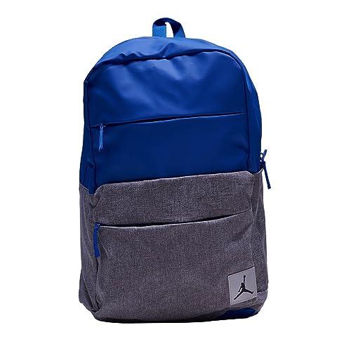 Nike Jordan Pivot Colorblocked Classic School Backpack (Hyper Royal) 8443aff48a030
