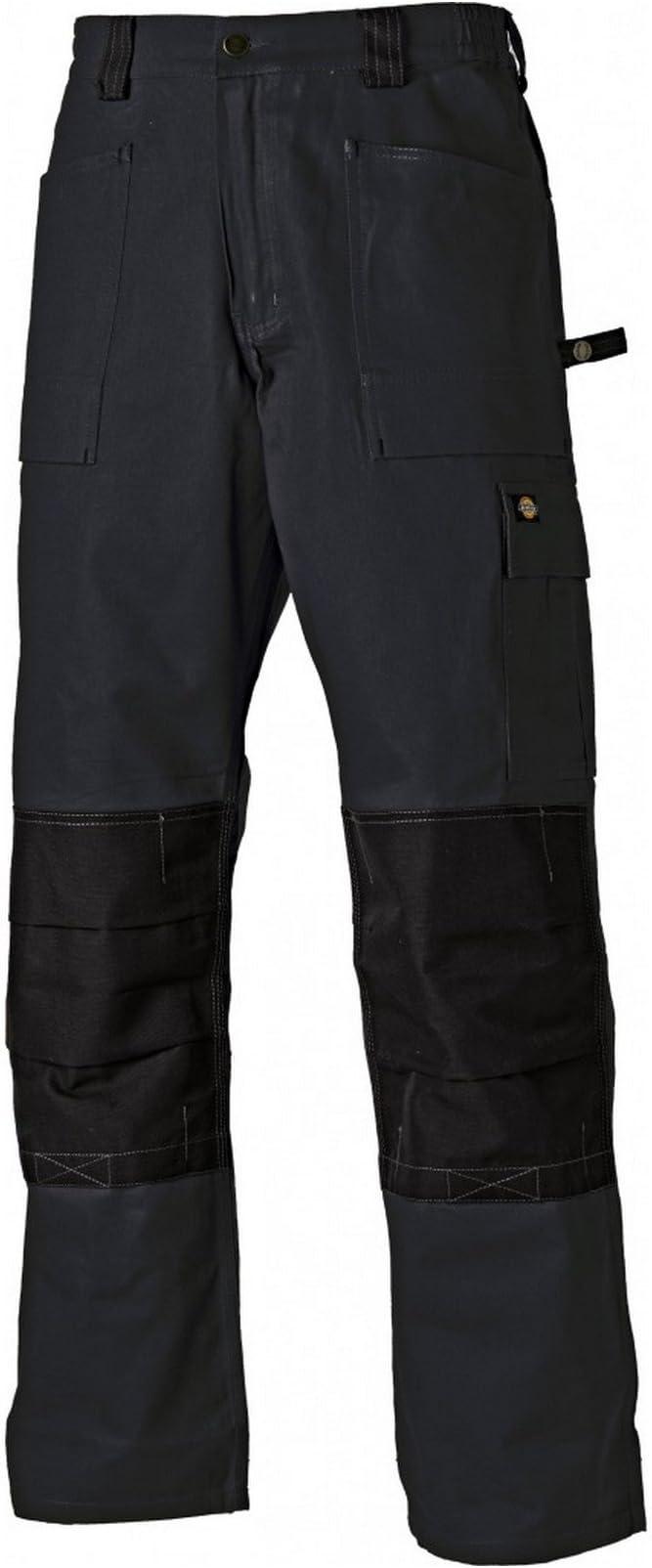 Dickies Pantalones De Trabajo Para Hombre Injertados De Dos Tonos Ropa De Trabajo Clothing Amazon Com