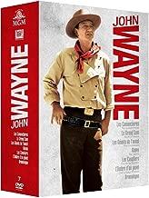 John Wayne : 7 films, 1 mythe : Comancheros + Le grand Sam + Les géants de l'Ouest + Alamo + Les cavaliers + L'ombre d'un géant + Brannigan