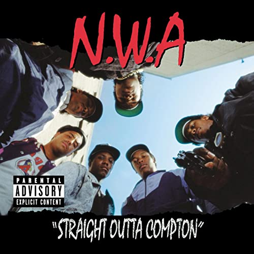 Straight Outta Compton Explicit product image