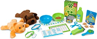 Melissa & Doug 8551 Feeding & Grooming Pet Care Play Set (24 Pieces)