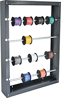 wire reel rack