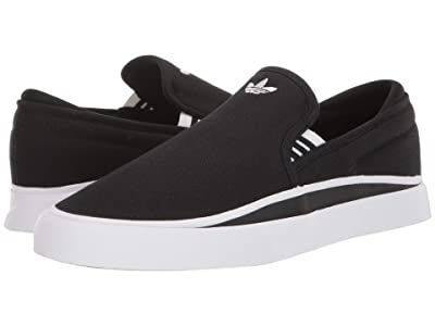 adidas Skateboarding Sabalo Slip (Core Black/Footwear White/Core Black) Men