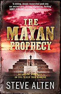 The Mayan Prophecy: from the author of The Meg - now a major film
