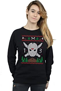 Women's Christmas Fair Isle Sweatshirt