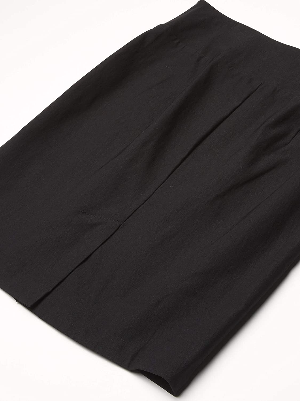 A. Byer Juniors Pull-On Slim Fitting Pencil Skirt
