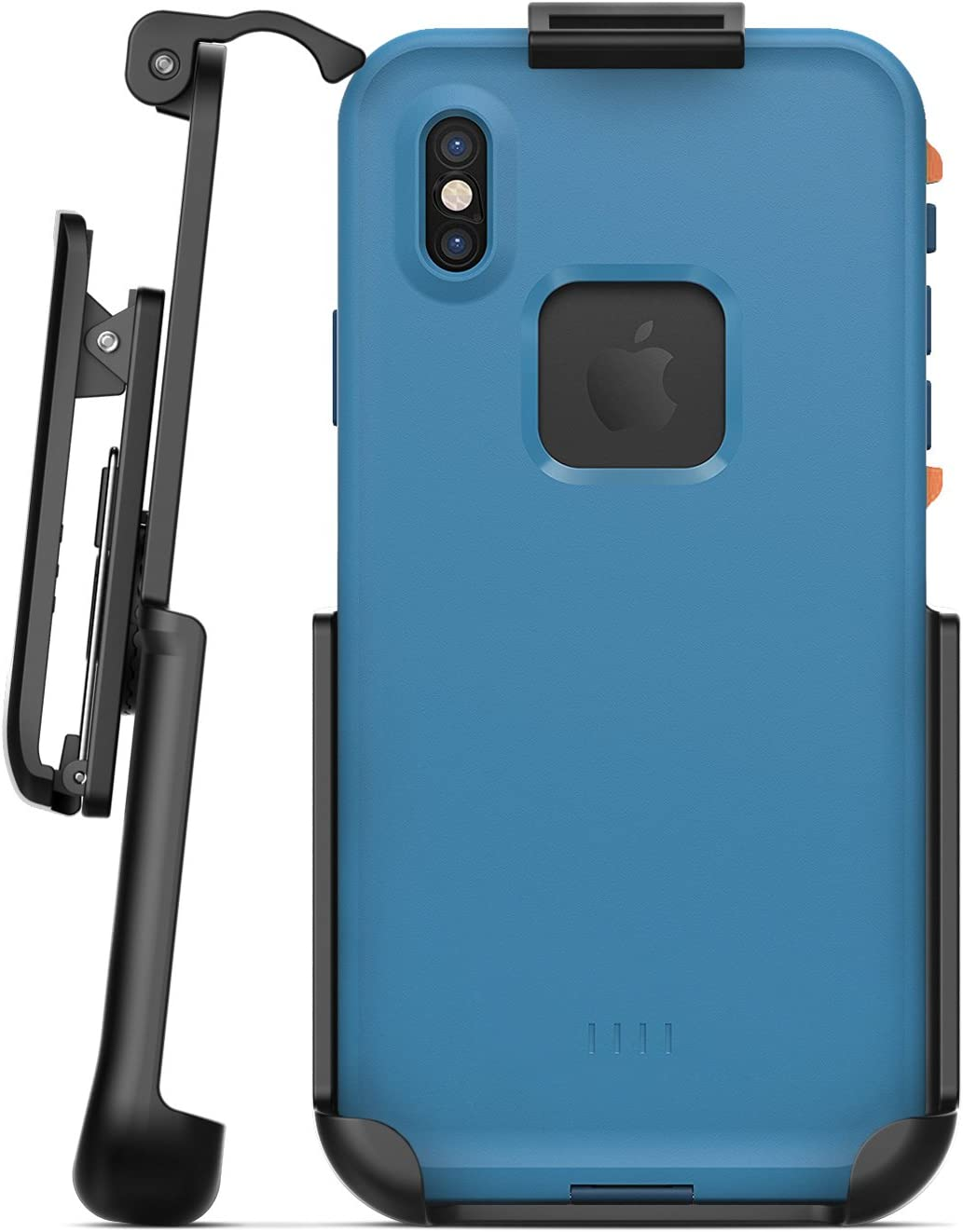 Encased Belt Clip Holster for Lifeproof Fre Case - iPhone X (case not Included)
