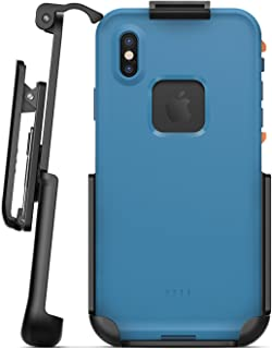 Encased Belt Clip Holster Compatible with Lifeproof Fre Case - iPhone Xs 5.8