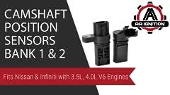 Amazon com: uxcell 4778796 Camshaft Position Sensor Fit for