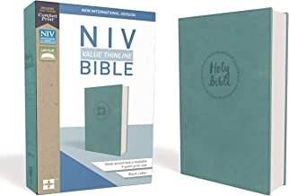 Best niv thinline bible comfort print Reviews