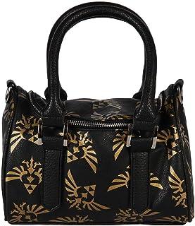 Legend of Zelda Black Mini Satchel Handbag [Bioworld]