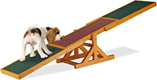 outdoor dog play equipment