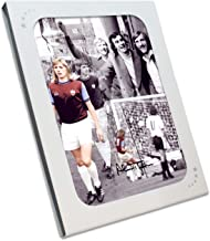 Alan Taylor Signed West Ham United Photograph In Gift Box