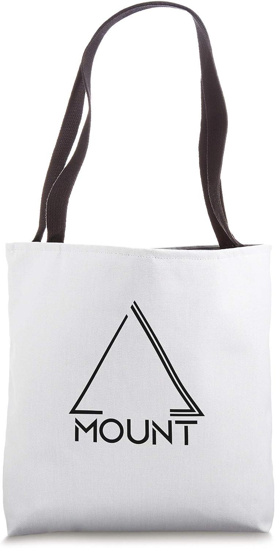 Mount Apparel Tote Bag