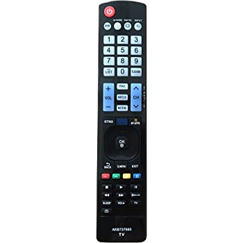 Remote Control For LG AKB73615314 47LS5700 65UB9200 55UB9500 65UB9500 LCD TV