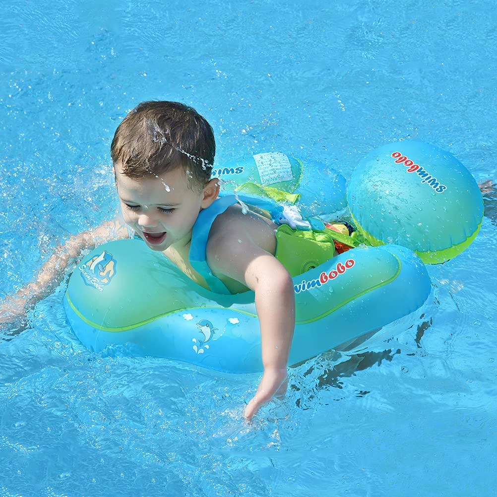Swimbobo Baby Float low-pricing Tucson Mall Inflatable Swimming Ring Pool Floats wi