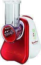 Moulinex DJ750G32 Robot ménager Fresh Express Rouge Rubis