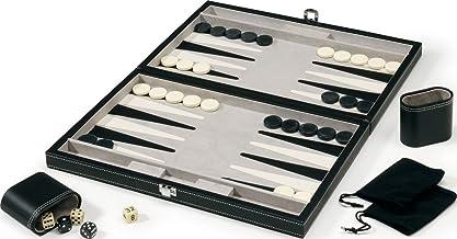 Mainstreet Classics 15-Inch Backgammon Set