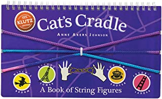READ N LEARN Klutz Cat's Cradle , Educational Books Toys, 2017 Christmas Toys