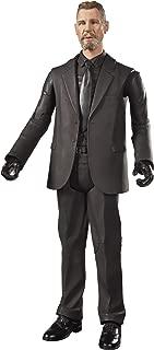 Batman The Dark Knight Rises Movie Masters Collector Ra's Al Ghul Figure