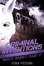 CRIMINAL INTENTIONS: Season Two, Episode Thirteen: WHITE RABBIT, PART II (English Edition)