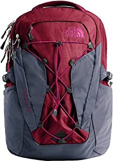 The North Face Women's Borealis Backpack, Rumba Red/Grisaille Grey