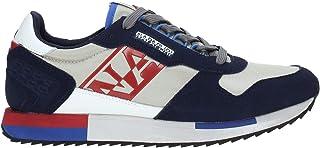 Sneakers para hombres artículo N0YJT2 N0YJQN MAN MESH/SUEDE