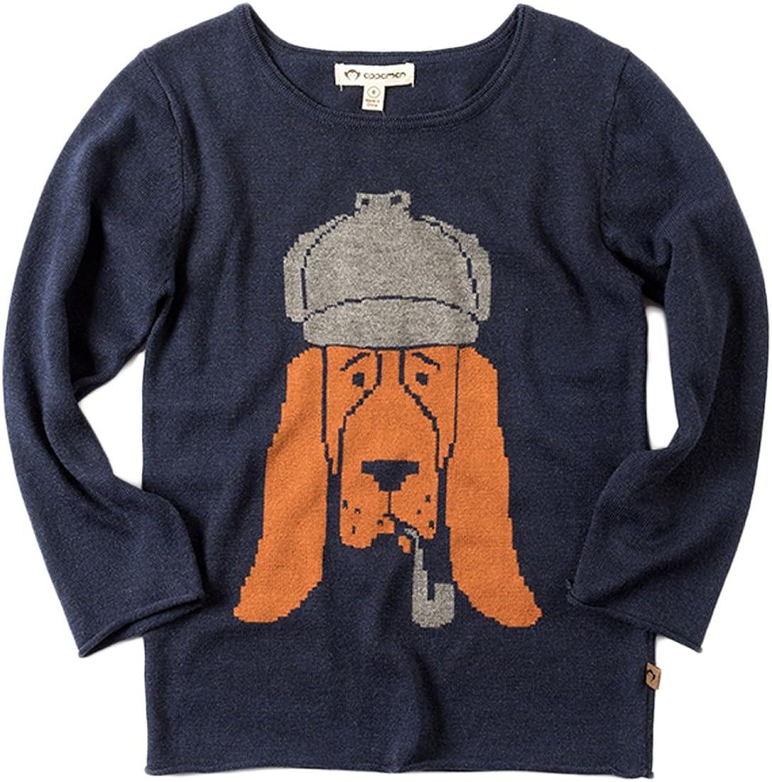 Appaman Little Boys' Bromley Bloodhound Sweater