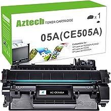 Best Aztech Compatible Toner Cartridge Replacement for HP 05A CE505A HP Laserjet P2035 P2035N P2055DN (Black, 1-Pack) Review