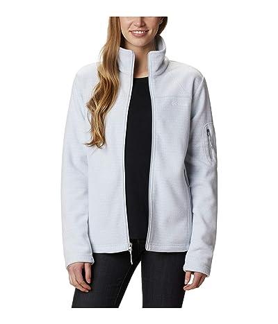 Columbia Fast Trektm Printed Jacket (Cirrus Grey Sparkler) Women