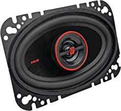 """CERWIN-VEGA Mobile H746 HED(R) Series 2-Way Coaxial Speakers (4"""" x 6"""", 275 Watts max) photo"""